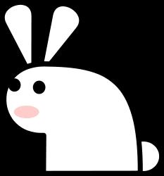 little pet bunny