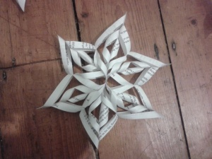 Completed star