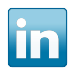 linked in logo or icon