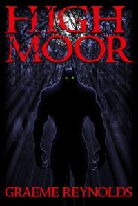 High Moor book cover Graeme Reynolds