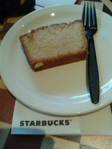 Starbucks Lemon Drizzle