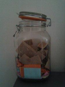 Good Things Jar July