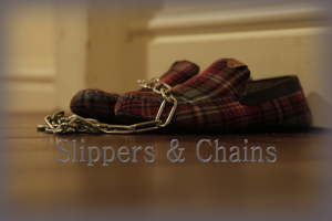 Slippers & Chains Banner image, version one
