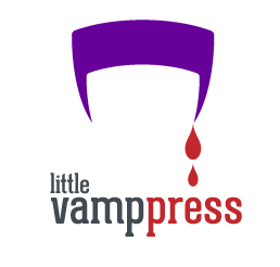 logo for Little Vamp Press publisher