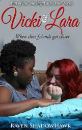 cover art for Vicki & Lara ebook