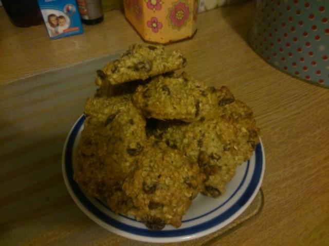 plate o cookies