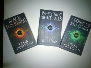 The Coldfire Trilogy