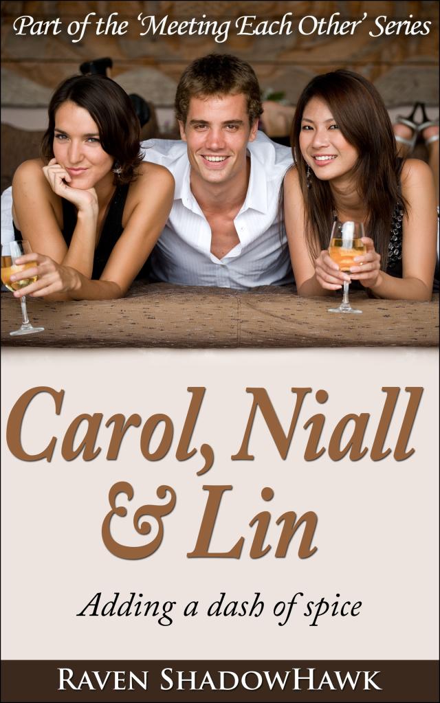 Carol, Niall & Lin ebook cover