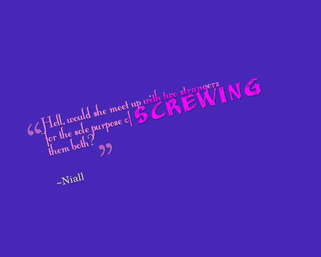 Quote art from Carol, Niall & Lin