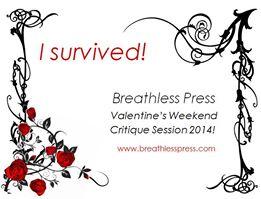 Breathless press critique banner