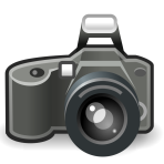 CAMERA from openclip art