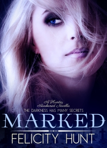 'Marked' cover art