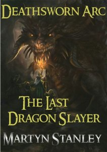 Cover art for The Last Dragon Slayer