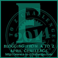 E button for A2Z Challenge