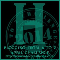 H button for A2Z Challenge