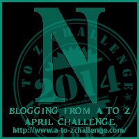 N button for A2Z Challenge
