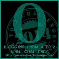 O button for A2Z Challenge
