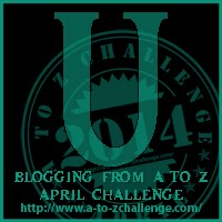 U button for A2Z Challenge