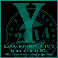 Y button for A2Z Challenge