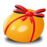 easter egg from openclipart