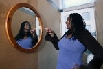 IY in the mirror
