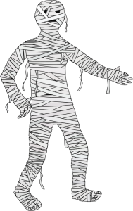mummy from openclipart.com
