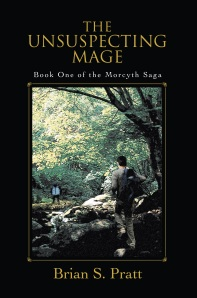 The Unsuspecting Mage cover art