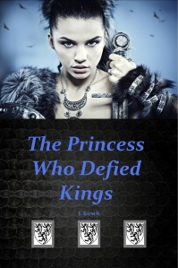 cover art for A Princess Who Defied Kings