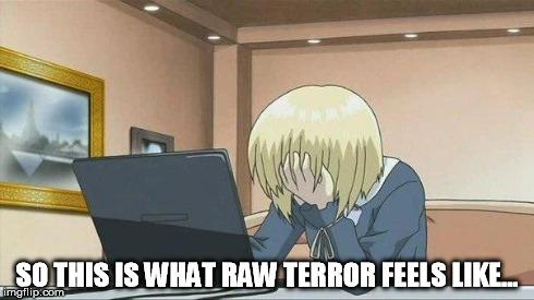 raw terror meme