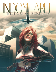 Indomitable book cover
