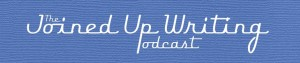 joined up writing podcast banner