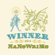 NaNo 2014 Winner Badge