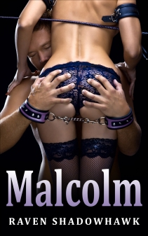 cover for Malcolm short story