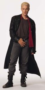 picture of spike from Buffy the vampire slayer