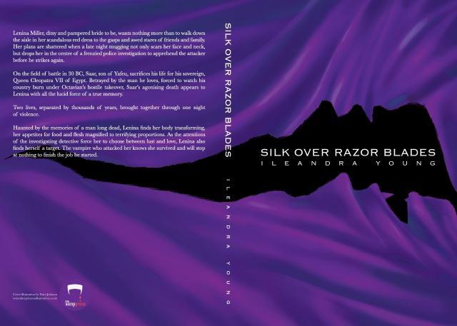 Silk Over Razor Blades, full cover