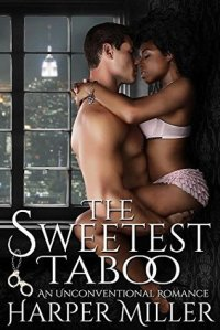 cover art: The Sweetest Taboo