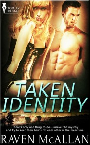 Taken Identity bookmark