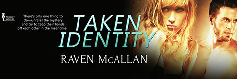 Taken Identity Banner