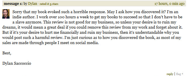 RS: The Problem With Reader Reviews (1/4)