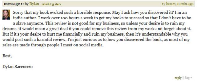 Dylan Saccoccio's response (1)