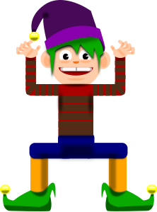 elf from openclipart.org